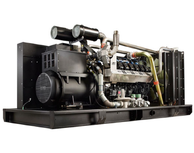 SustainPower Industrial Gas Generator