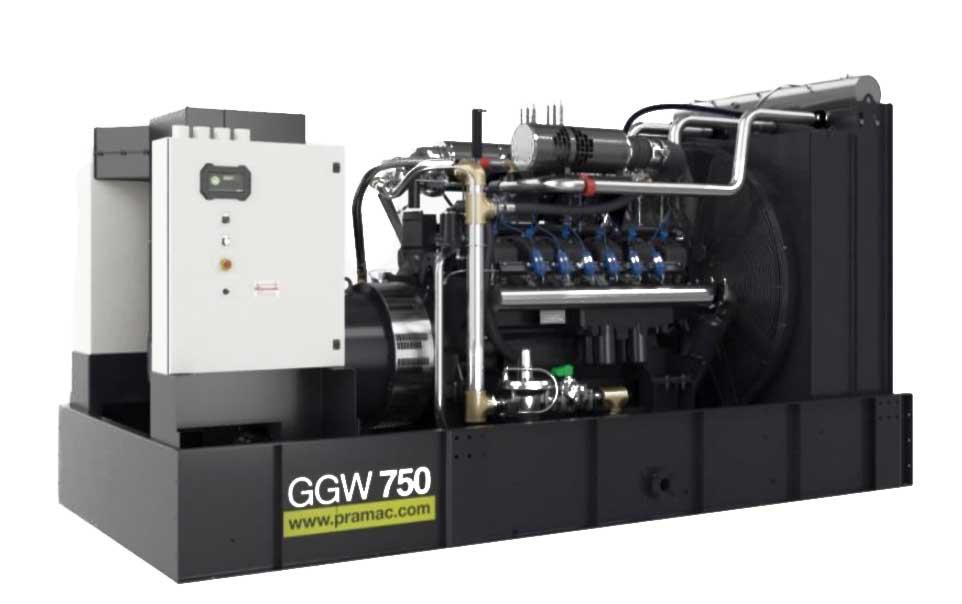 Industriel Gas Generator 750-a